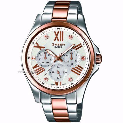 خرید اینترنتی ساعت اورجینال کاسیو SHE-3806SPG-7AUDR