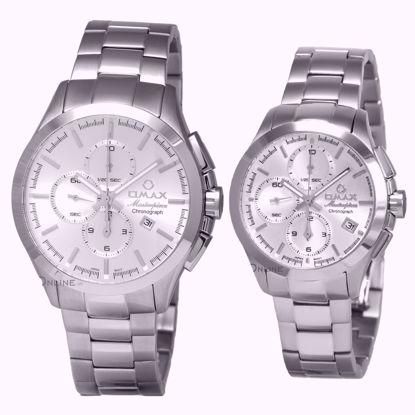 خرید آنلاین ساعت ست اوماکس CM02LP66I و CM02P66I