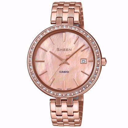 خرید آنلاین ساعت اورجینال کاسیو SHE-4052PG-4AUDF