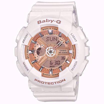 خرید آنلاین ساعت دخترانه کاسیو BA-110-7A1DR