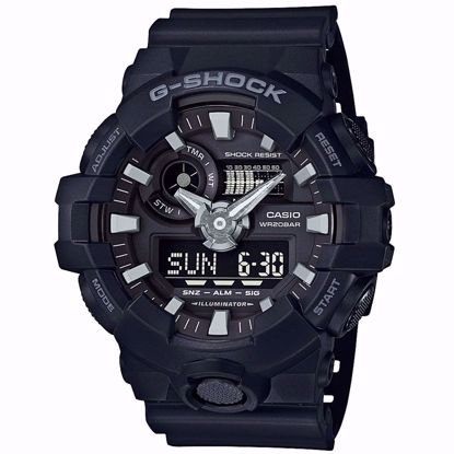 خرید آنلاین ساعت کاسیو GA-700-1BDR
