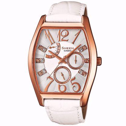 خرید اینترنتی ساعت اورجینال کاسیو SHE-3026GL-7AUDR