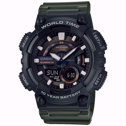 خرید اینترنتی ساعت اورجینال کاسیو AEQ-110W-3AVDF