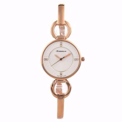 خرید آنلاین ساعت زنانه رومانسون اصل RM7A04LLRRA1R1