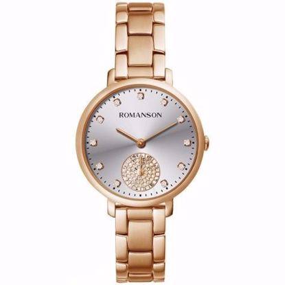 خرید آنلاین ساعت زنانه رومانسون اصل RM9A14LLRRAS6R