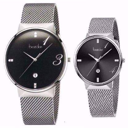 خرید اینترنتی ساعت اورجینال بستدون BD99217G-B01 و BD99217L-B01