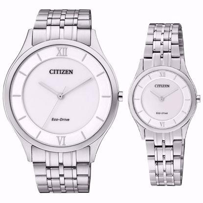 خرید اینترنتی ساعت اورجینال سیتی زن AR0070-51A و EG3220-58A