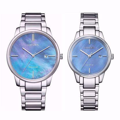 خرید اینترنتی ساعت اورجینال سیتیزن BM7520-88N و EW2590-85N